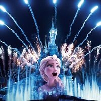Disney Illuminations Show