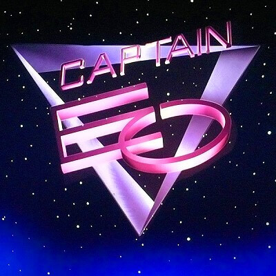 Captain EO mit Michael Jackson