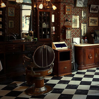 Frisiersalon Dapper Dan's Hair Cuts
