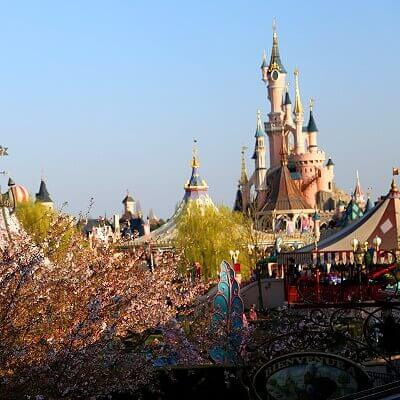Fantasyland im Disneyland Paris