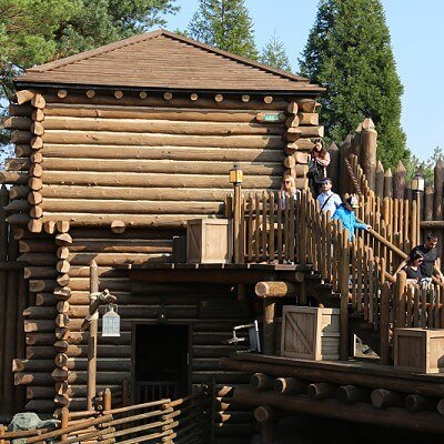 Legends of the Wild West im Fort Comstock