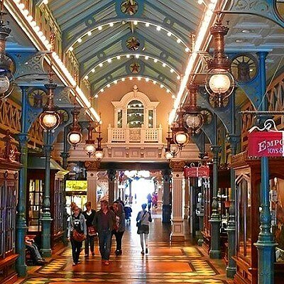 Liberty Arcade in der Main Street