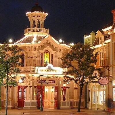Main Street im Disneyland Paris