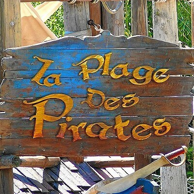 Pirate's Beach Spielplatz