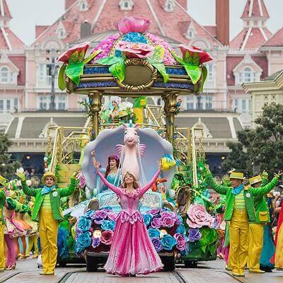 Disney's Princesses & Pirates Festival