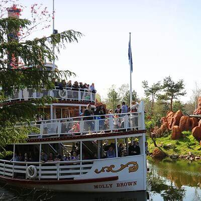 Thunder Mesa Riverboat Landing