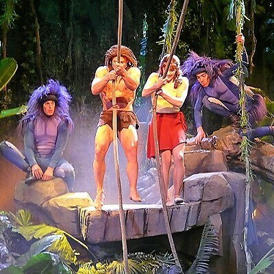 Tarzan - The Encounter Show