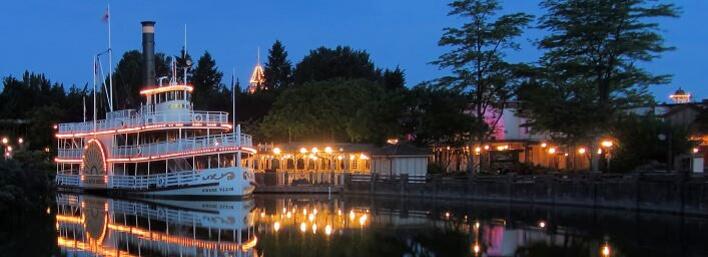 Abendstimmung Thunder Mesa Riverboat Landing