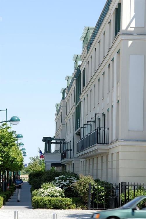 Adagio City Aparthotel Im Val D U0026 39 Europe Beim Disneyland Paris