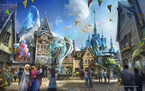 Arendelle in Hong Kong Disneyland