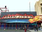Armageddon - Spezialeffekte im Disneyland Paris