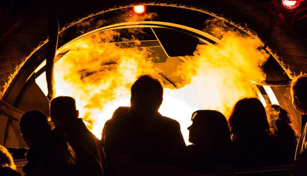 Armageddon - thrilliger Nervenkitzel mit Special Effects und viel Feuer