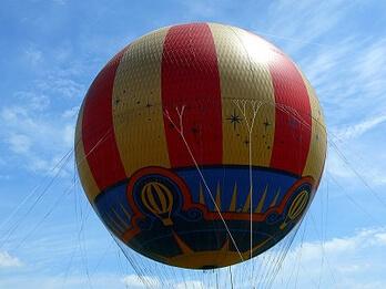 Aussichtsballon Panoramagique