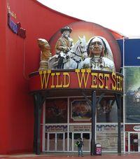 Beliebteste Show im Disneyland Paris - die Buffalo Bill's Wild West Show