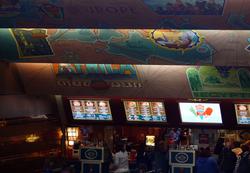 Cafe Hyperion im Disneyland Paris