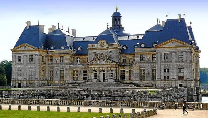 Château Vaux-le-Vicomte in Maincy