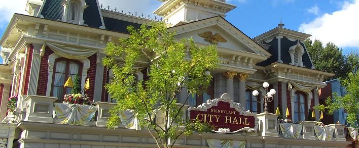 City Hall in der Main Street