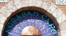 Das Agrabah Cafe im Adventureland