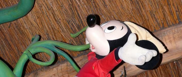 Sir Mickey's Boutique - Mickey als Brave Little Taylor / das tapfere Schneiderlein