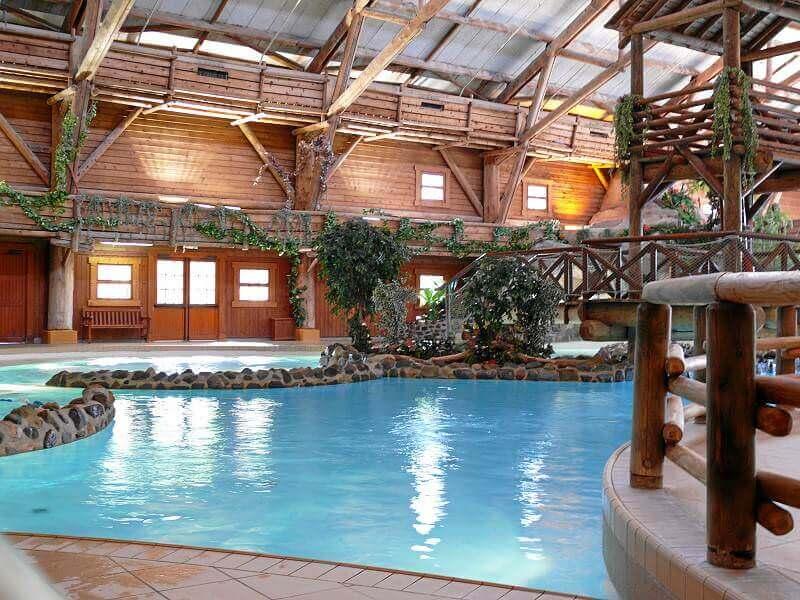 Hotel Davy Crockett Piscine