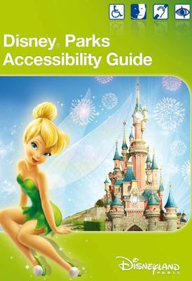 Der Disneyland Leitfaden für Besucher mit Behinderung.