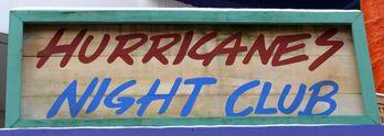 Die Diskothek Hurricanes im Disney Village