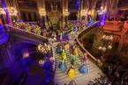 Disney Prinzessinnen tanzen
