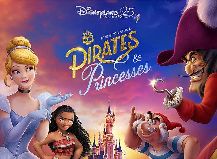 Disney's Festival of Pirates and Princesses