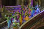 Disney Tänzer im Frühlingsoutfit