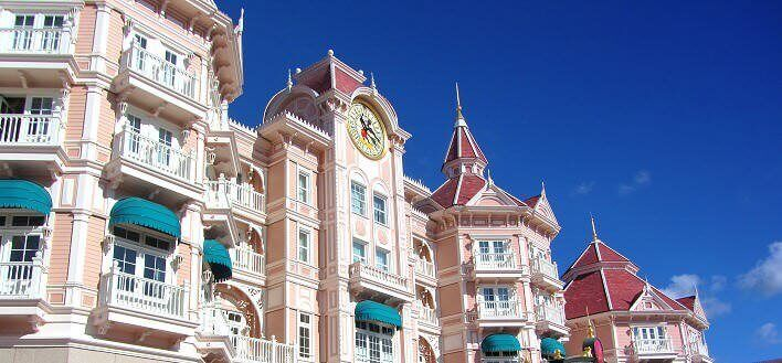 Disneyland Hotel - ein Disney Hotel in Paris