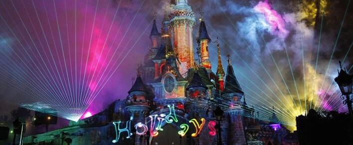 Dreams of Christmas im Disneyland Paris