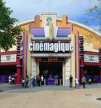 Eingang von Cinemagique