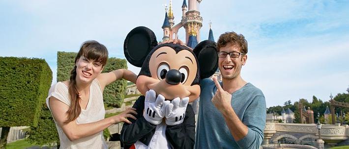 Disneyland Paris Tickets gnstige Eintrittspreise