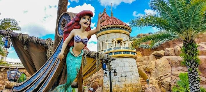 Fantasyland im Magic Kingdom in Walt Disney World