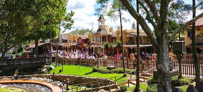 Frontierland - Wilder Westen im Magic Kingdom