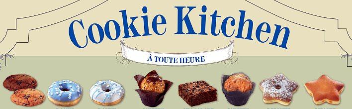 Gebäck in der Cookie Kitchen im Disneyland Paris