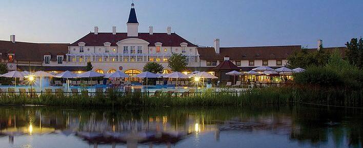 Marriott Village d'Ille de France / Golf Disneyland