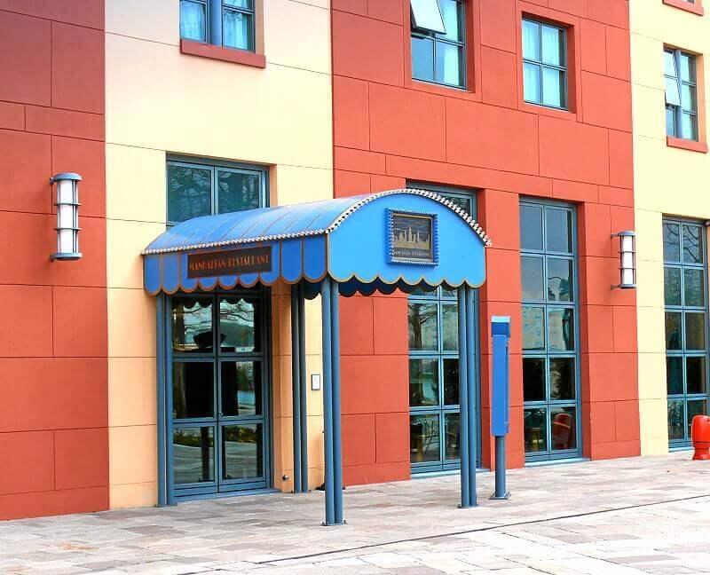 Disney S Hotel New York Im Disneyland Paris Online Buchen