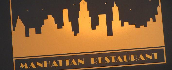 Hotel New York's Manhattan Restaurant