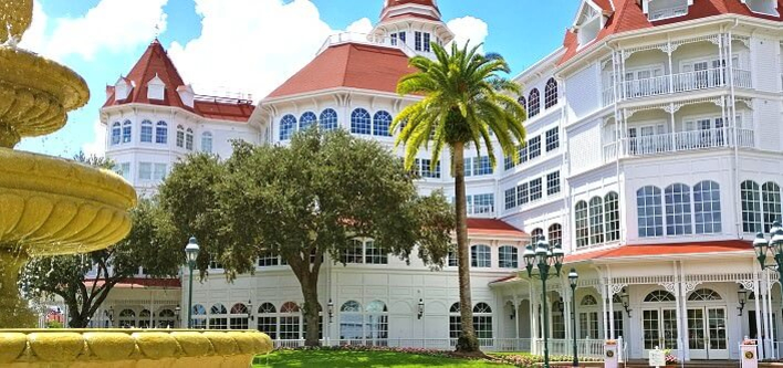 Hotels in Walt Disney World