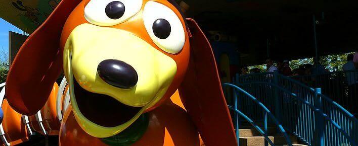 Karussell Slinky Dog