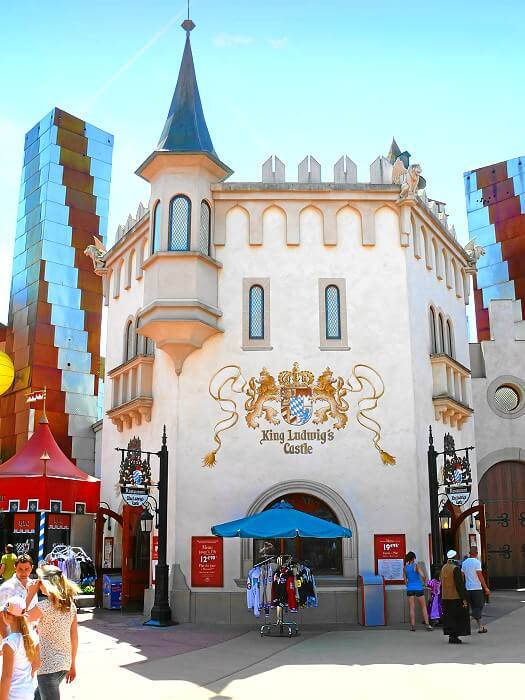 Disney Village Resort Hotels