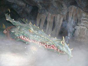 La Tanière du Dragon im Sleeping Beauty Castle