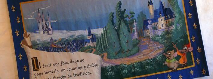 Märchenstimmung in der Auberge de Cendrillon
