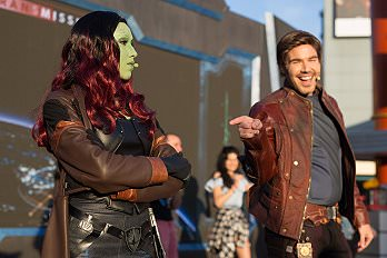 Marvel Tanz-Show mit den Guardians of the Galaxy