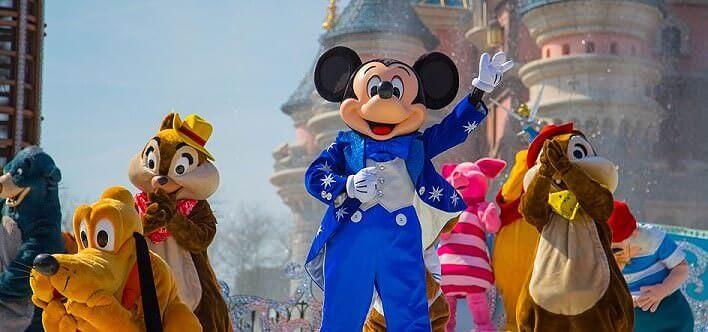 Mickey Mouse: Happy Birthday Disneyland Paris Show