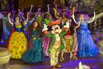 Mickey Mouse und die Disney Prinzessinnen