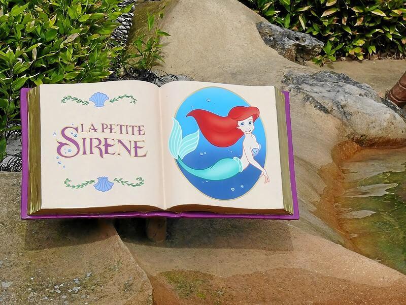 Le pays des contes de fées - zauberhafte märchenwelt im disneyland