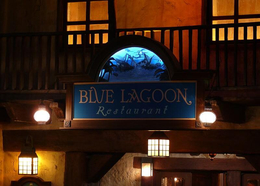 Restaurant Blue Lagoon