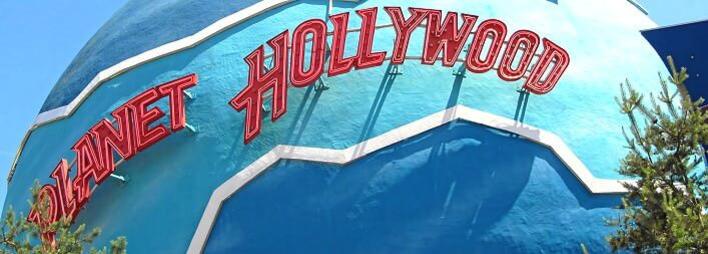 Restaurant Planet Hollywood